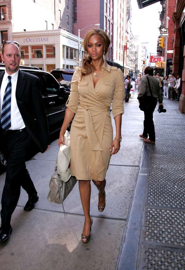 Tyra Banks Photo: James Devaney, WireImage