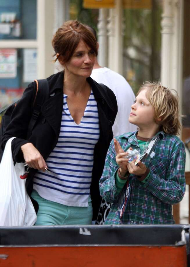 Helena Christensen and Mingus Lucien Reedus in 2009. Photo: Christopher Peterson, BuzzFoto/FilmMagic