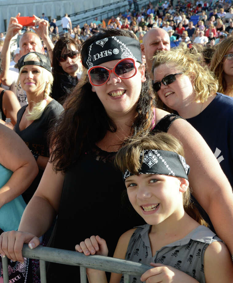 Were you seen at the Summer at the Plaza concert with Bret Michaels- Empire State Plaza in Albany Wed. July 24, 2013 (Photos: NYSOGS Michael Joyce) Photo: Michael Joyce / OGS