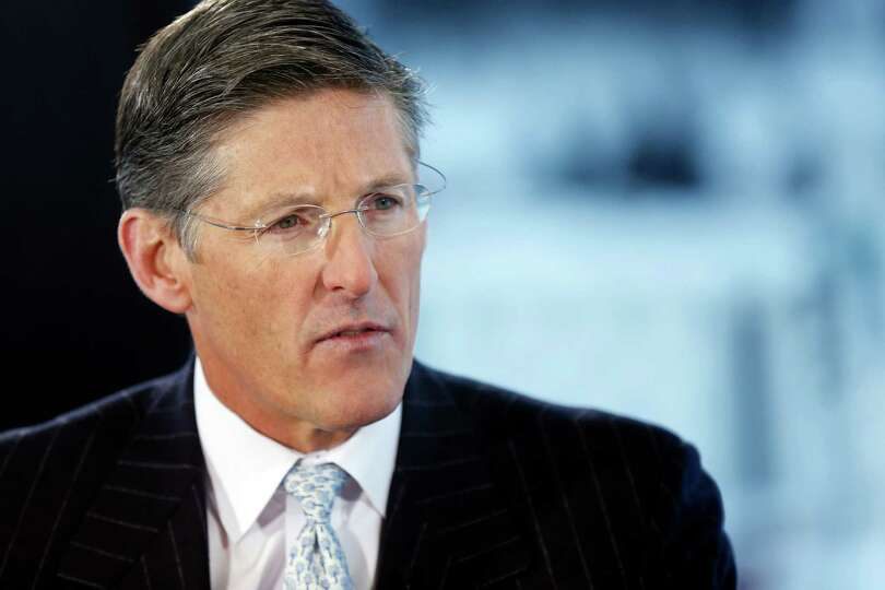 Michael Corbat, new chief executive officer of Citigroup Inc., speaks during a Bloomberg Television