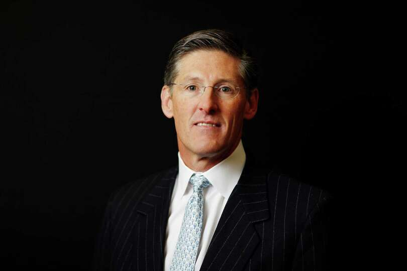 Michael Corbat, new chief executive officer of Citigroup Inc., poses for a photograph following a Bl