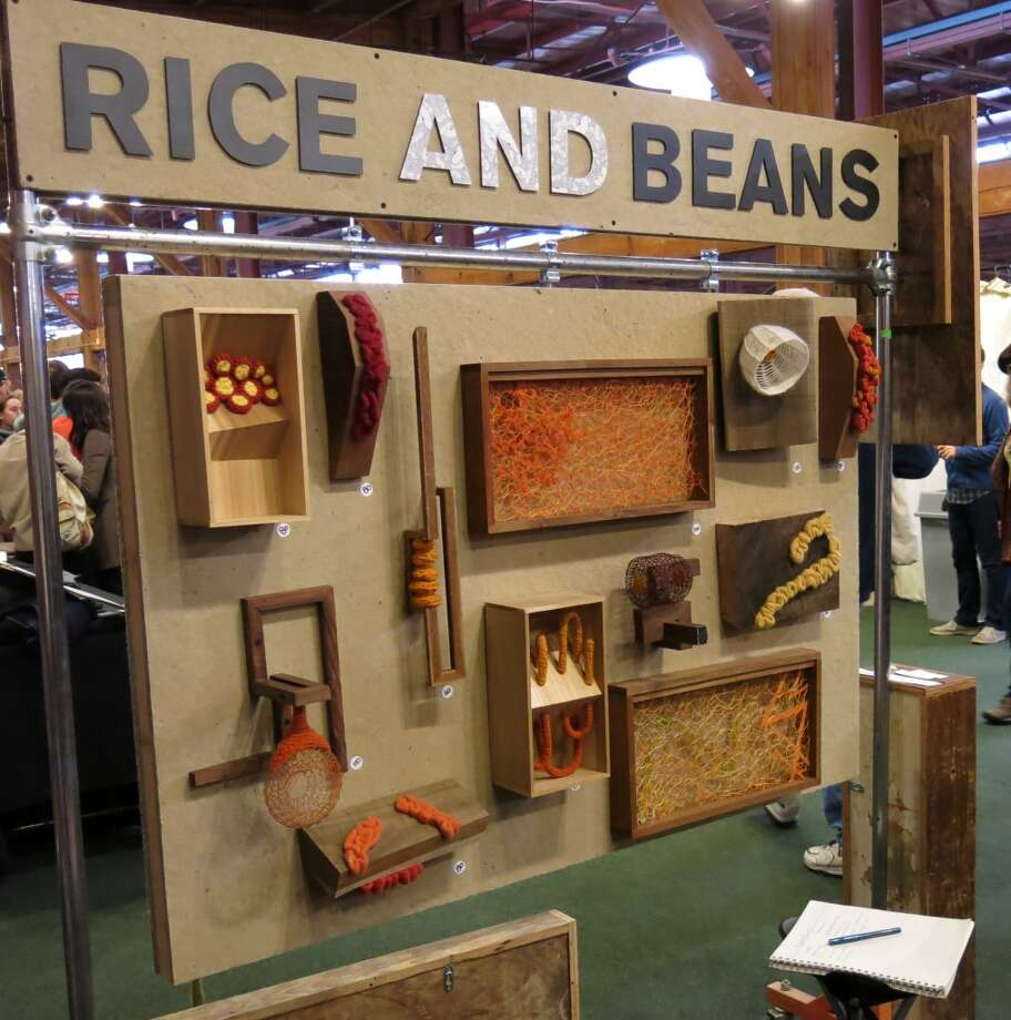 The Renegade Crafts Fair comes to the Fort Mason Center Festival Pavilion this weekend. Photo: Renegade Crafts Fair