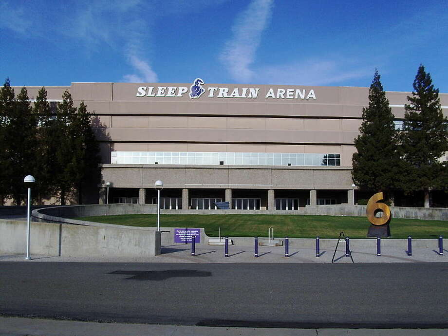 "2) Sleep Train Arena, Sacramento KingsBelieve it or not, ""all aboard the sleep train"" is not going to get fans pumped up. The name just makes them think they're in for a snoozer of a game.  Photo: Wikimedia Commons"