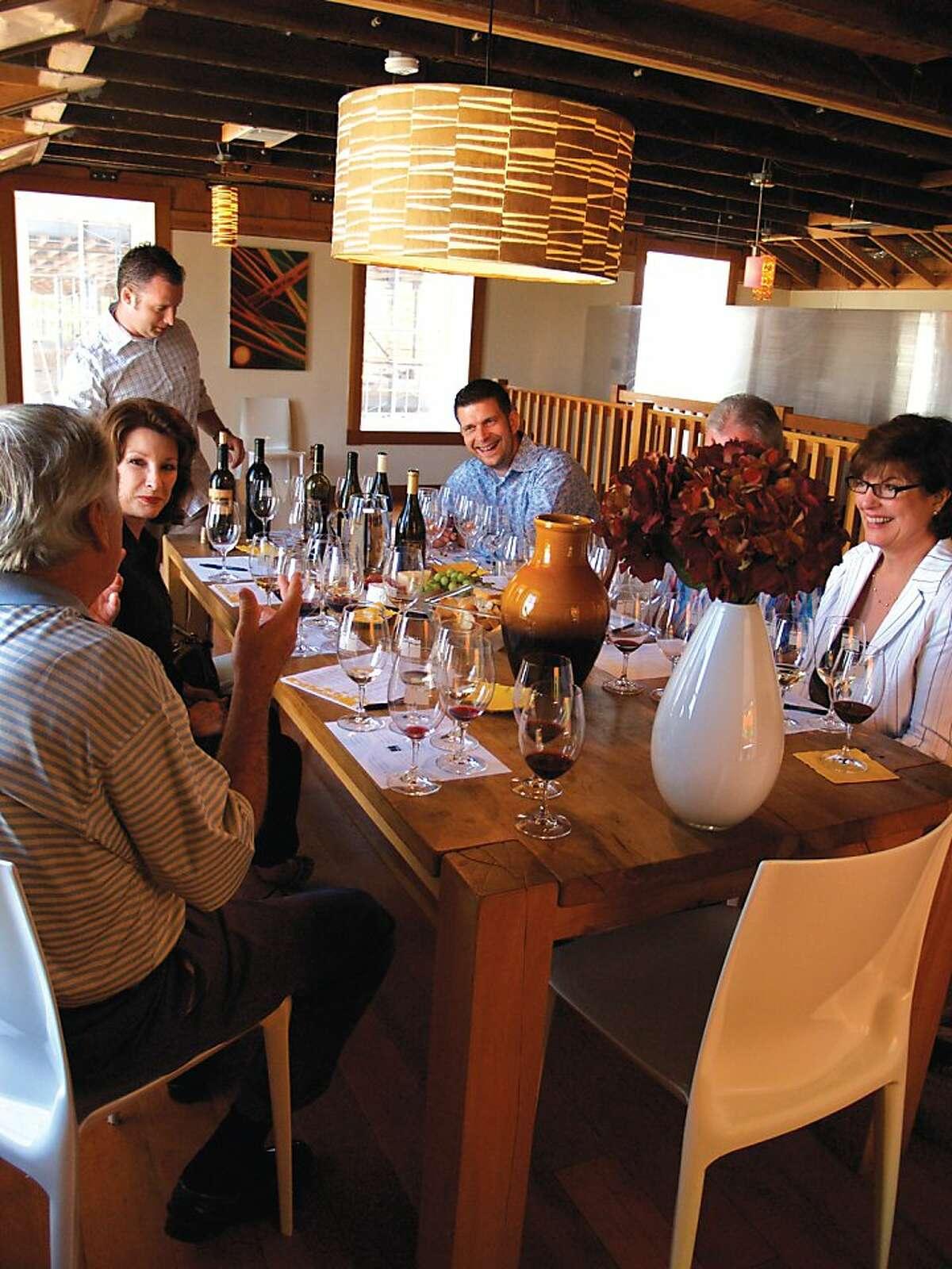 Vintner's Collective in Napa