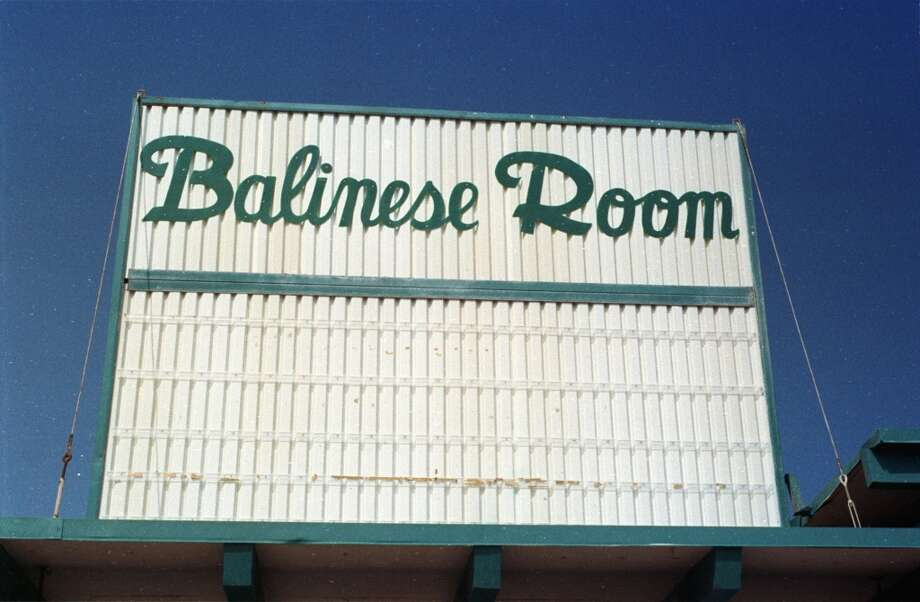 April 26, 1990: The Balinese Room at 2107 Seawall Blvd.  Galveston's Balinese Room, built in the 1920's on a pier over the Gulf of Mexico, has endured the ravages of hurricanes and fires. The former casino has been a nightclub and dinner theater. Photo: Houston Chronicle