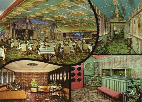 Undated: Galveston Gambling - Balinese Room postcard Photo: Rosenberg Library