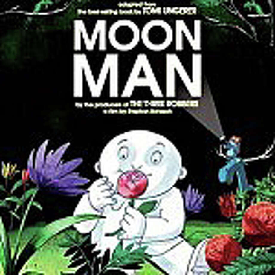 "The animated, ""Moon Man,"" will be screened Tuesday on Jesup Green by the Westport Cinema Initiative, in conjunction with the Levitt Pavilion. Photo: Contributed Photo / Westport News contributed"