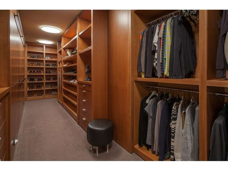 Master closet of 715 2nd Ave., Unit 1504. It's listed for $2.7 million. Photo: Courtesy Julie Biniasz, Realogics Sotheby's International Realty