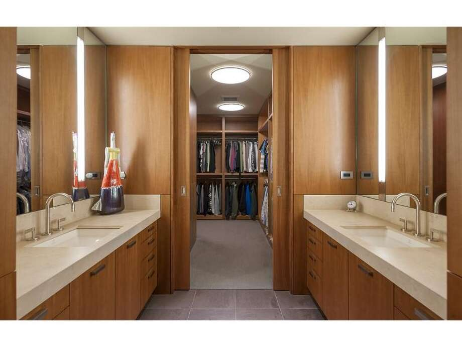 Master bathroom of 715 2nd Ave., Unit 1504. It's listed for $2.7 million. Photo: Courtesy Julie Biniasz, Realogics Sotheby's International Realty