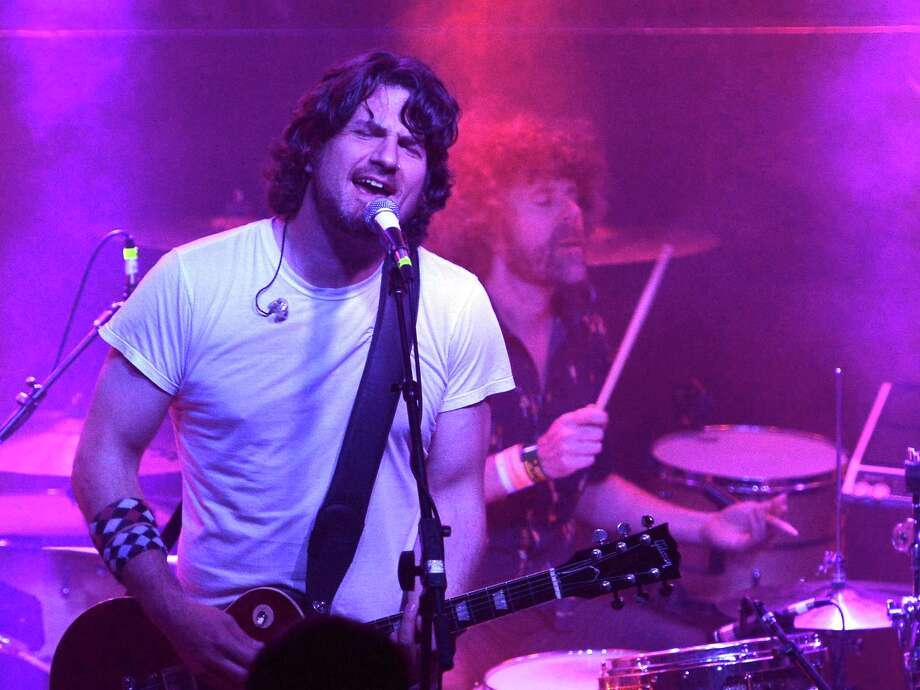 Matt Nathanson performs at Alive@Five Aug. 1. Photo: Rick Diamond, Getty Images / 2013 Getty Images