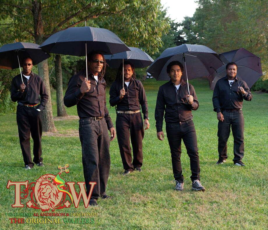 The Original Wailers (Bob Gruen)