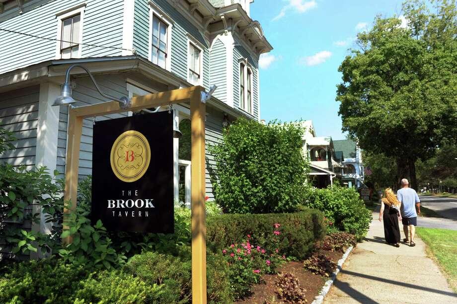 The Brook Tavern. 139 Union Ave., Saratoga Springs.The Brook Tavern on Friday, July 19, 2013, in Saratoga Springs, N.Y. (Cindy Schultz / Times Union) Photo: Cindy Schultz / 00023232A