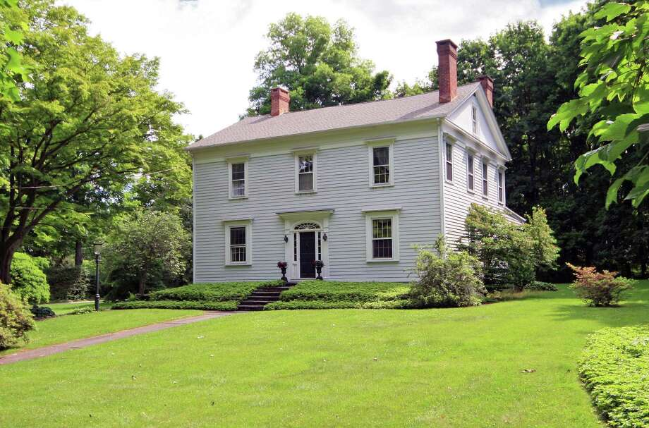 The house at 209 Sasco Hill Road is on the market for $1.776 million. Photo: Contributed Photo / Fairfield Citizen contributed