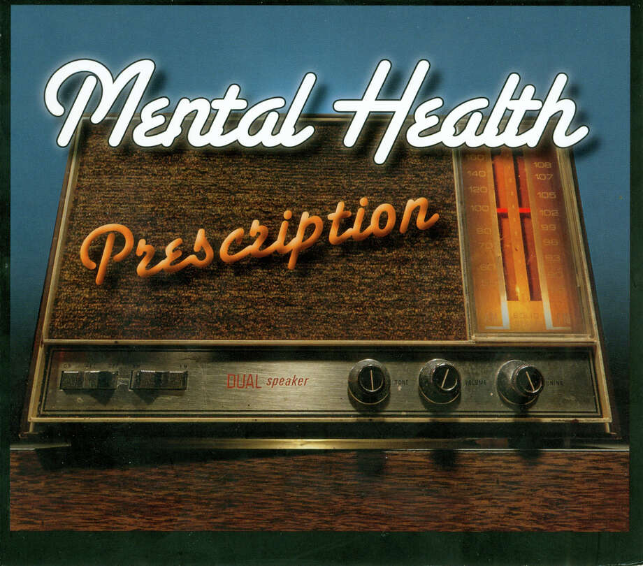 "A local band called Mental Health, has released a second album titled ""Prescription."" Photo: Contributed Photo / The News-Times Contributed"