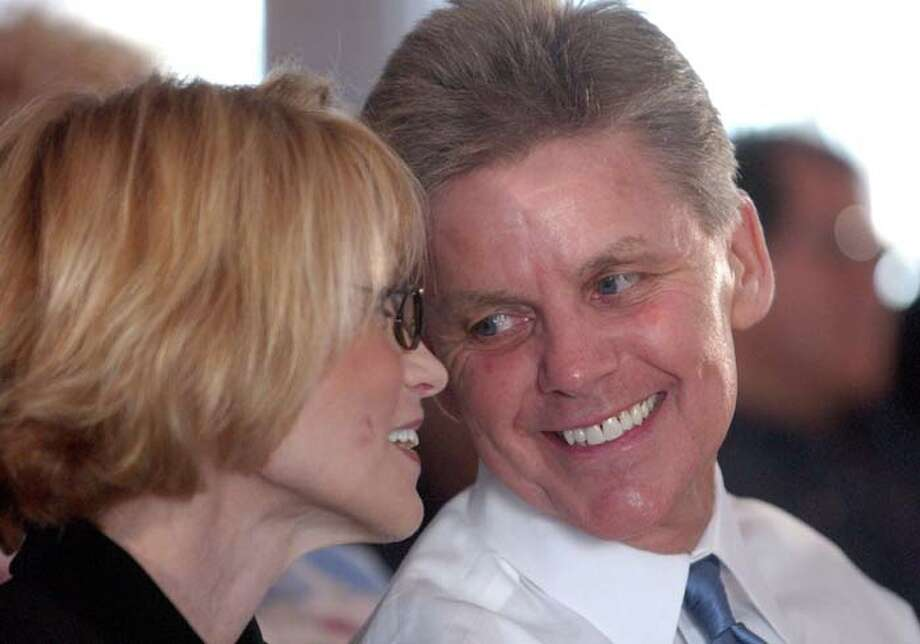 Rep. Gary Condit's relationship with Chandra Levy came to light after she was murdered. Condit was never named a suspect in the murder, but the scandal scarred his career. His wife, Carolyn, stayed with him through all of it. Photo: Justin Sullivan, Getty Images / Getty Images North America
