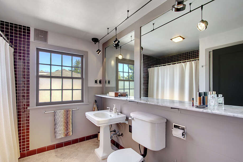 Bathroom of 3822 S. Court St. It's listed for $960,000. Photo: Jenni Jenkins With Vicaso, Courtesy Adam Morrow, Sound Counsel Realty