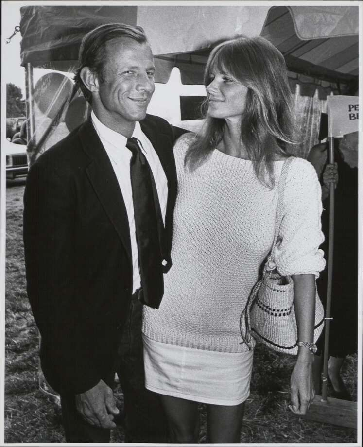 Cheryl Tiegs and Peter Beard in 1981. Photo: Time & Life Pictures, Time Life Pictures/Getty Images