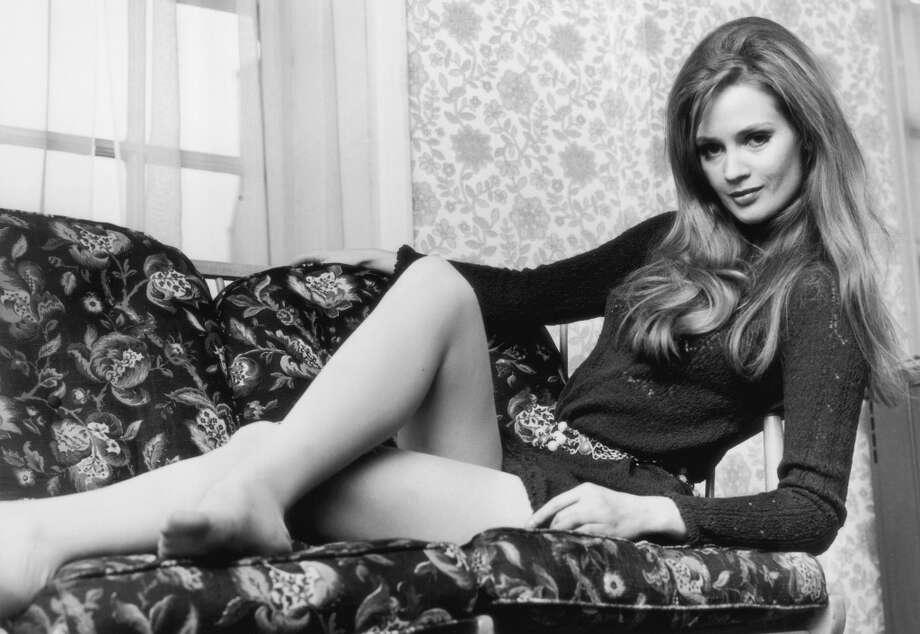 Model Celia Hammond in 1968. Photo: Hulton Archive, Getty Images
