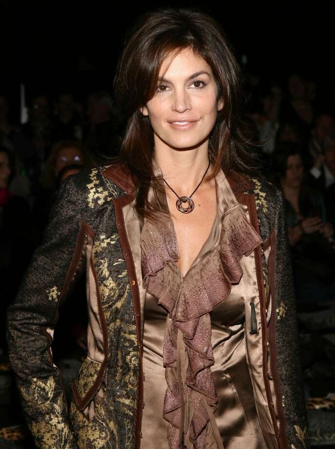 Cindy Crawford in 2006. Photo: Venturelli, WireImage