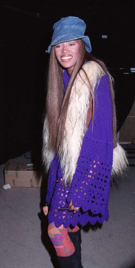 Naomi Campbell Photo: Tom Wargacki, WireImage