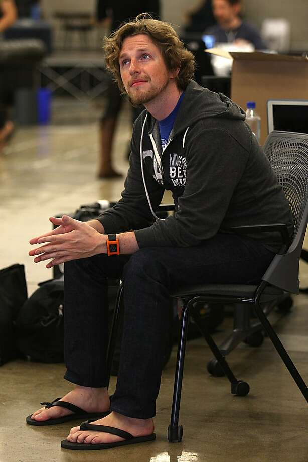WordPress founder Matt Mullenweg will hold the annual WordCamp conference at the Mission Bay Conference Center. Photo: Liz Hafalia, The Chronicle