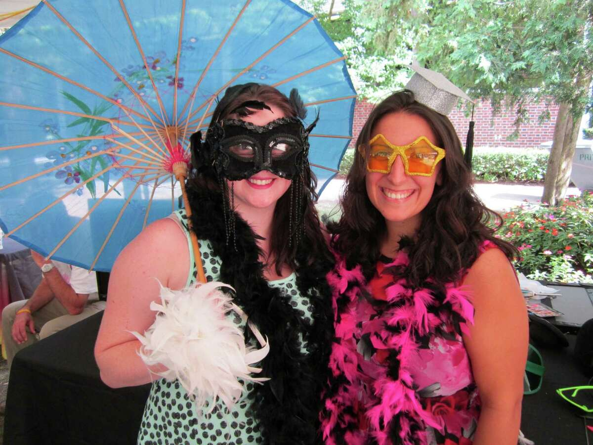 Were you Seen at the annual College Day at the Saratoga Race Course in Saratoga Springs on Thursday, July 25, 2013?