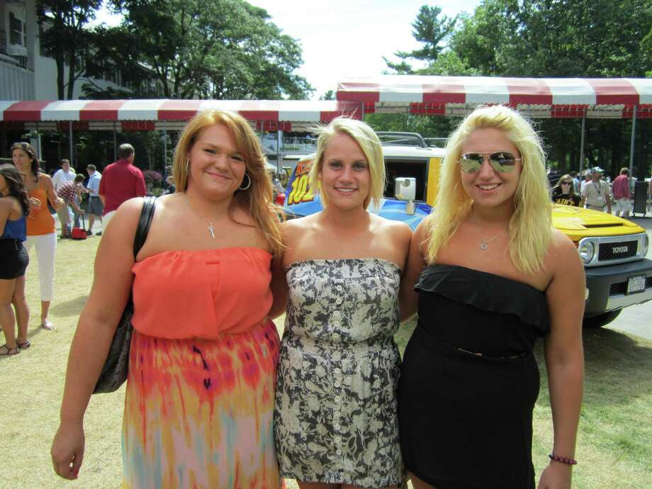Were you Seen at the annual College Day at the Saratoga Race Course in Saratoga Springs on Thursday, July 25, 2013? Photo: Phoebe Lasky