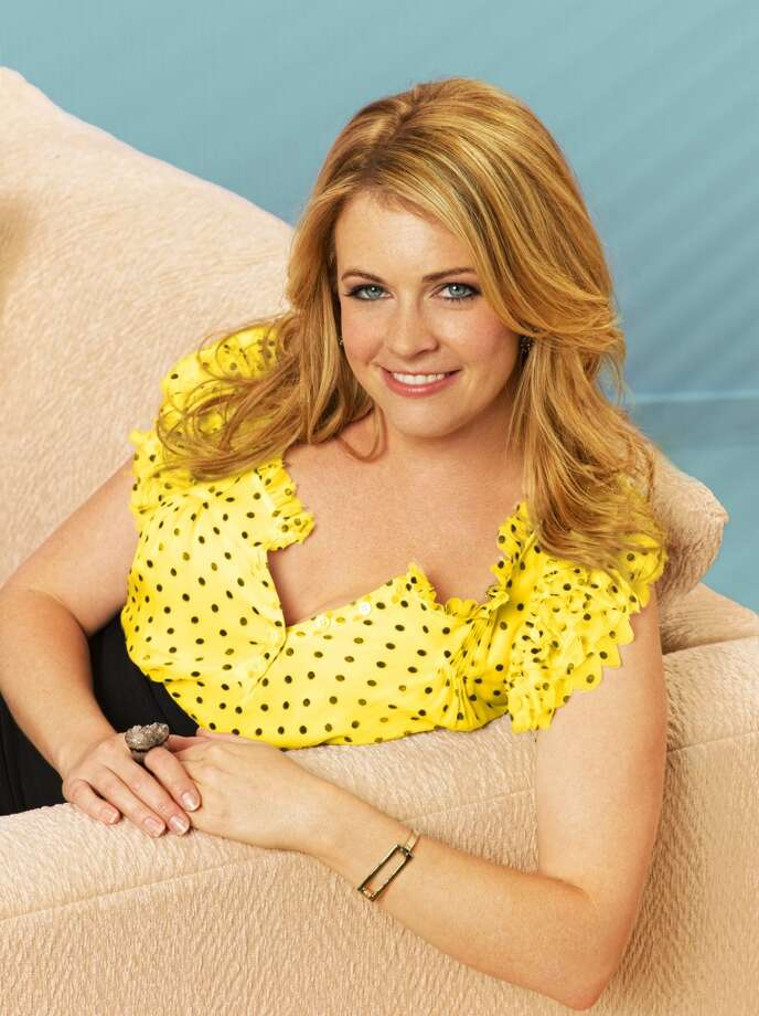 "Melissa Joan Hart, who plays Mel on ABC Family's ""Melissa & Joey,"" will perform a stage reading of ""Any Wednesday"" at the Westport (Conn.) Country Playhouse on Monday, July 29, 2013. Photo: Bob D'Amico"