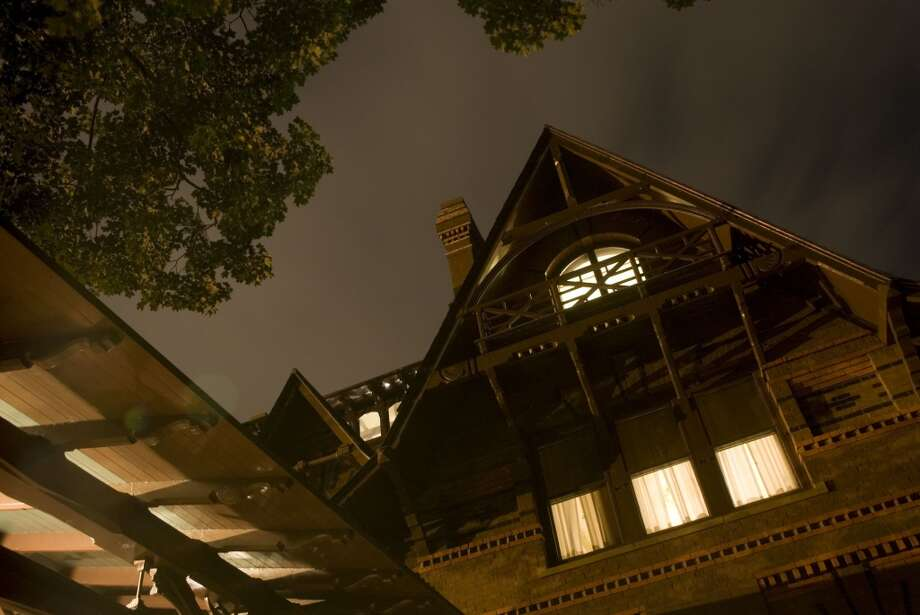 "Hartford's Mark Twain House has planned a number of ""chilling"" events Thursday, July 25, to Saturday, July 27, 2013, including evening ghost tours on Friday and Saturday. Photo: Contributed Photo"