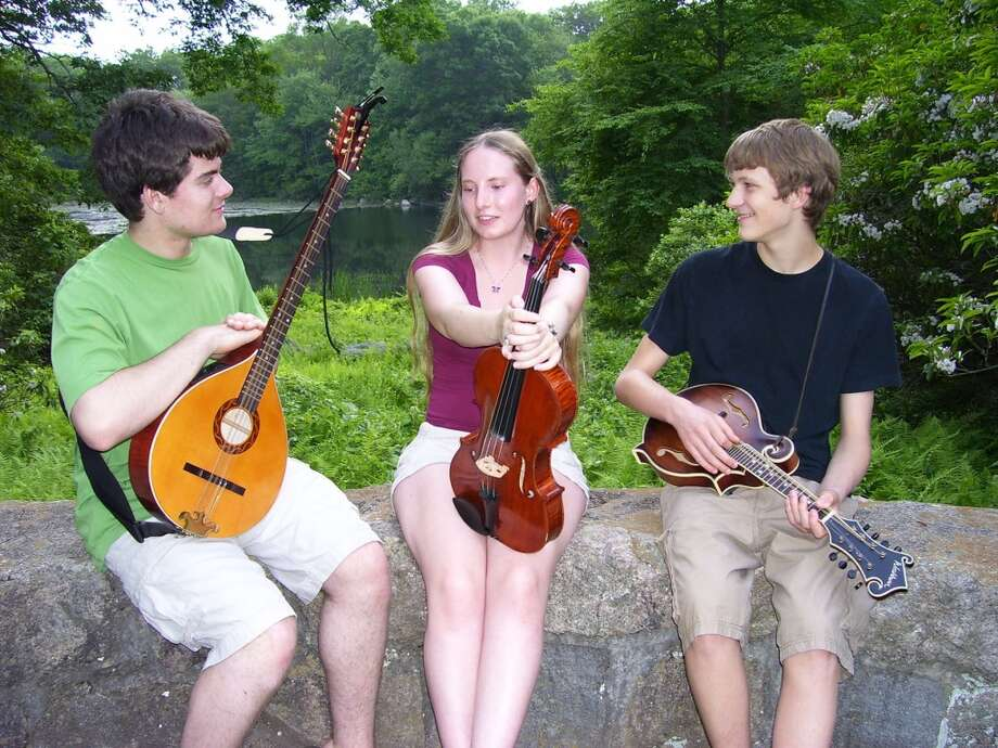 Old Lyme's Midsummer Festival is an outdoor event throughout town on Saturday, July 28, 2013, that will include a performance by Celtic Ceol. Photo: Contributed Photo