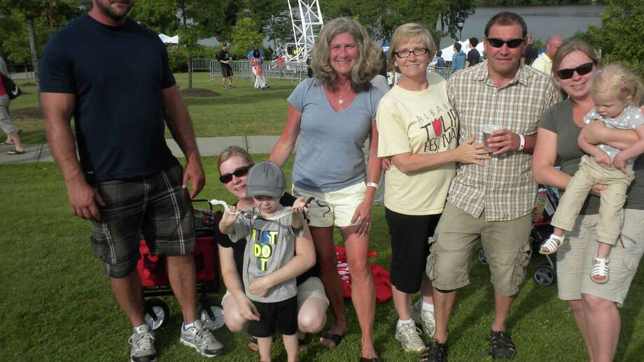 Were you Seen at Alive at Five for Local Blues Night with The Tom Healey Band and Blues Sanctuary at Jennings Landing in Albany on Thursday, July 25, 2013? Photo: Lisa Tuttle