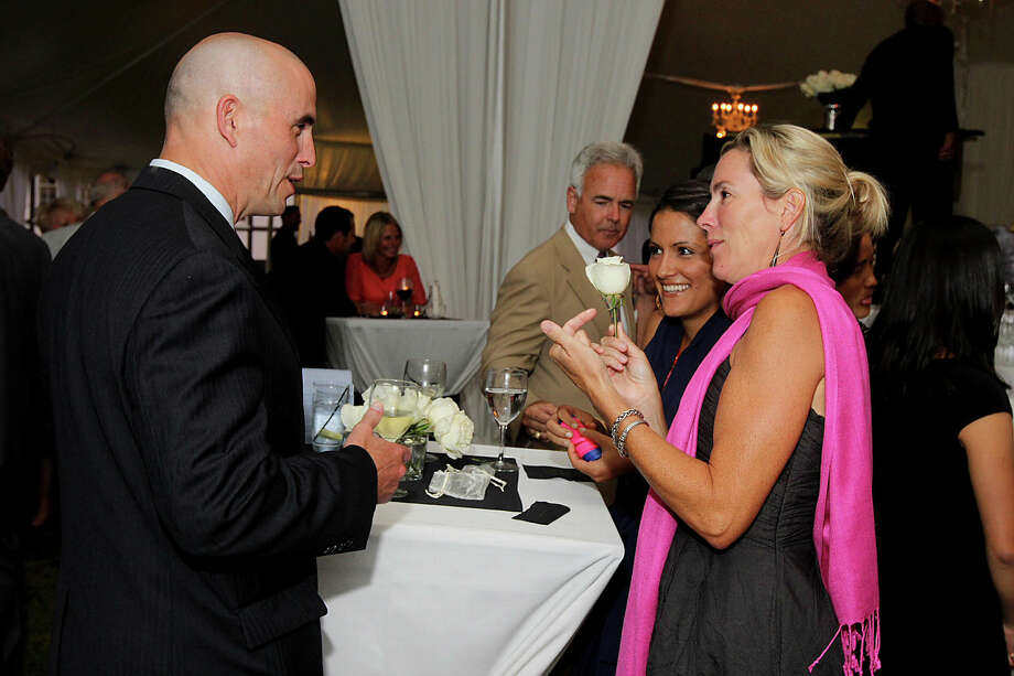 "Were you Seen at the Seton Health Foundation's 20th annual ""A Summer Evening in Saratoga"" gala and garden party at the National Museum of Dance in Saratoga Springs on Thursday, July 25, 2013? Photo: Joe Putrock/Special To The Times Union"