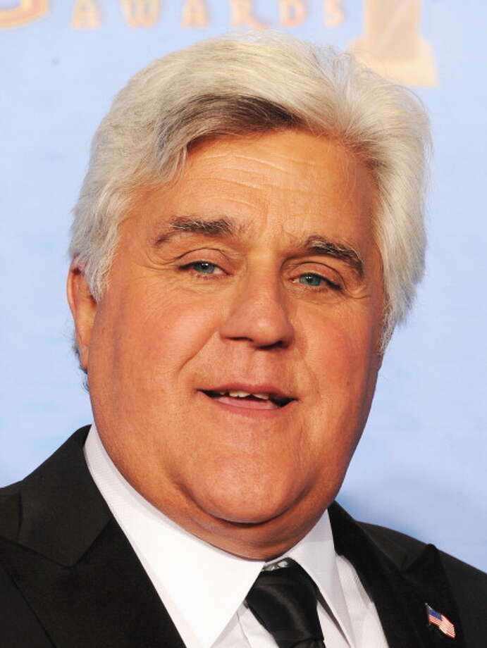 Jay Leno (suggested by savageduck) -- I understand the resistance to Leno, for going mainstream and innocuous.  But he gets rapped for that -- that's the only thing you ever hear about him -- and the guy lost his job, even though his ratings were excellent.  And he lost it to somebody who's not as funny as he is.  So its hard to see how he's overrated. Photo: Kevin Winter, Getty Images / 2013 Getty Images