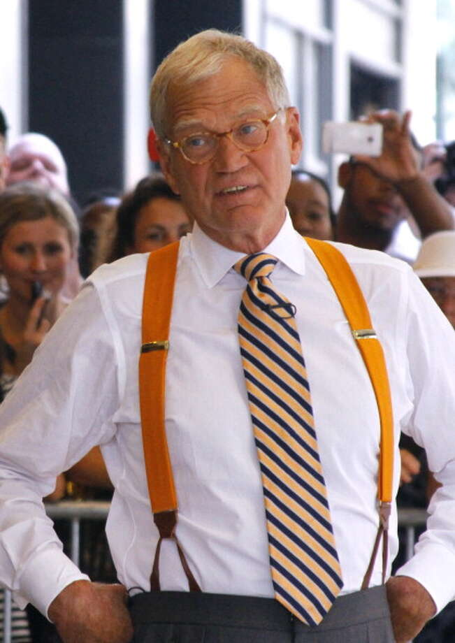 David Letterman (suggested by rb kimmell) -- overrated?  He helped define and shape comedy in the late 20th century. Photo: Donna Ward, Getty Images / 2011 Donna Ward