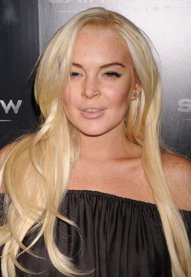 Lindsay Lohan -- can't be overrated because she gets no respect at all.  And she's a good actress. But she hasn't done anything lately, and that's largely her fault. Photo: Jeffrey Mayer, WireImage / WireImage