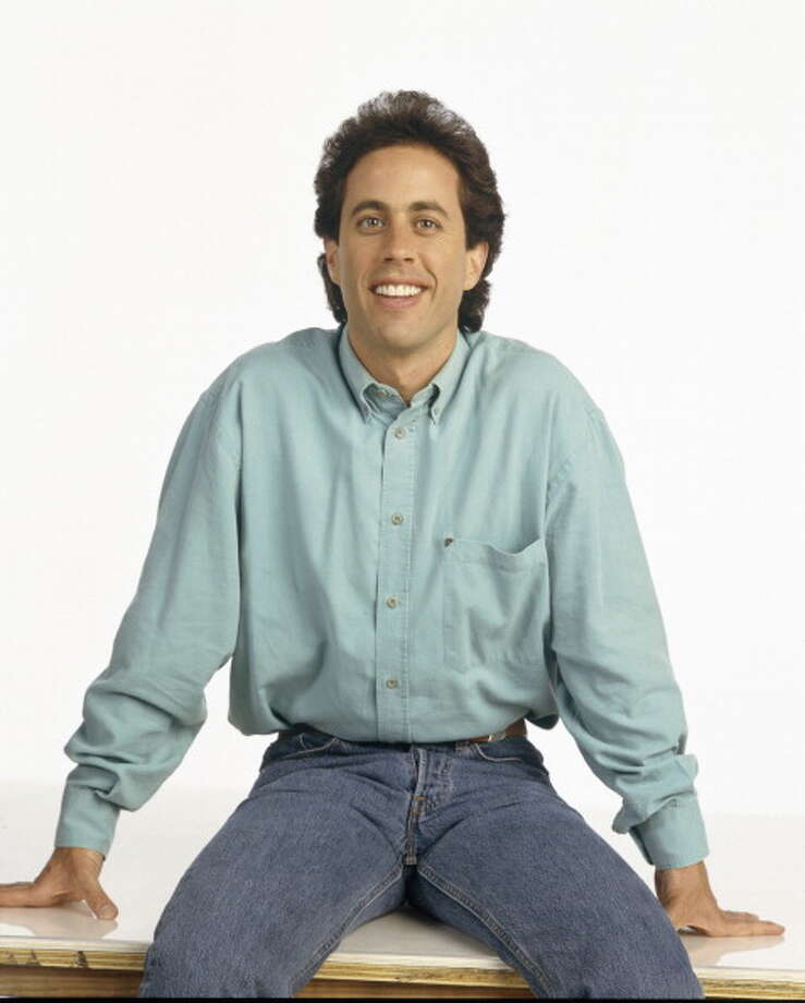 Jerry Seinfeld (suggested by timy19)  -- No, he's not overrated.  He's good. Photo: NBC, NBC Via Getty Images / 2012 NBCUniversal, Inc.