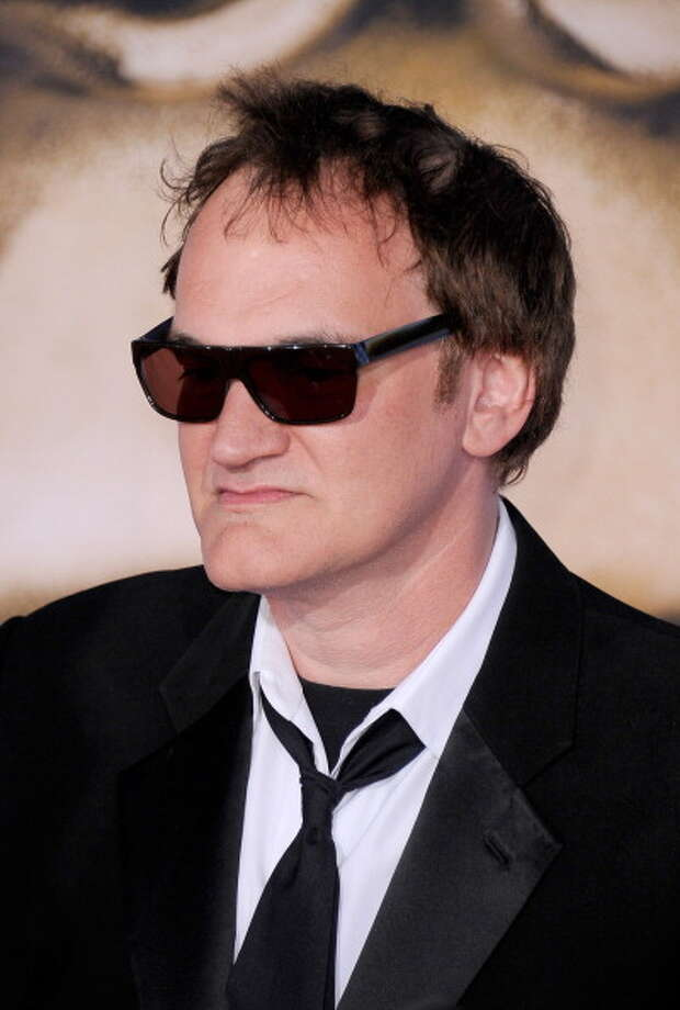 Quentin Tarantino -- yes, he was overrated for years.  But then he proved himself with INGLOURIOUS BASTERDS -- then showed that was no anomaly with DJANGO. Photo: Kevork Djansezian, Getty Images / 2011 Getty Images