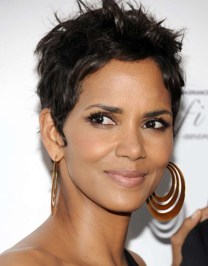 Halle Berry -- (suggested by kartoonish) I don't think so.  She's been good in everything -- except maybe the James Bond movie, and even that might speak well of her. Photo: Evan Agostini, Associated Press