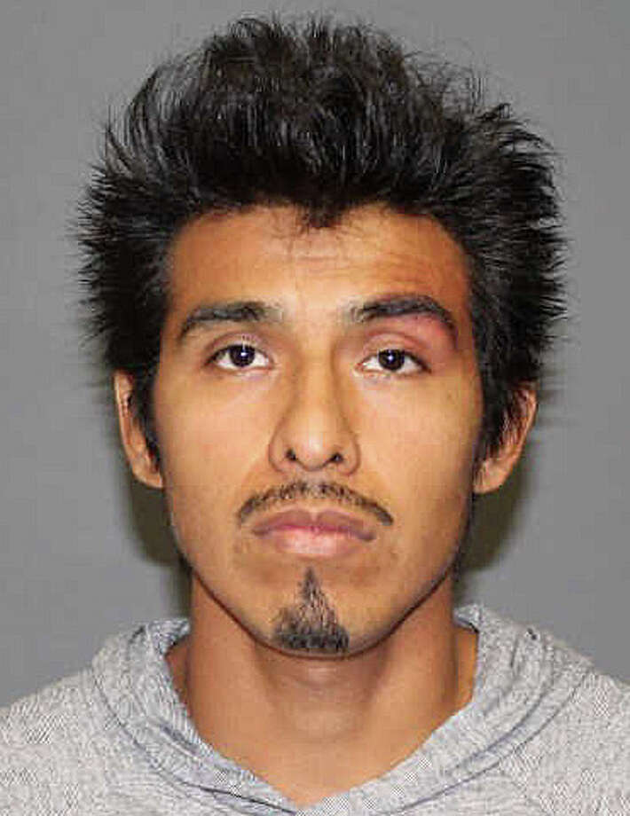 Hilario Perez-Canalizo, 31, of Bridgeport, was charged with second-degree sexual assault and risk of injury to a minor after police said he had oral sex and sexual intercourse with a 15-year-old Fairfield female.  FAIRFIELD CITIZEN, CT 7/25/13 Photo: Fairfield Police Department / Fairfield Citizen contributed
