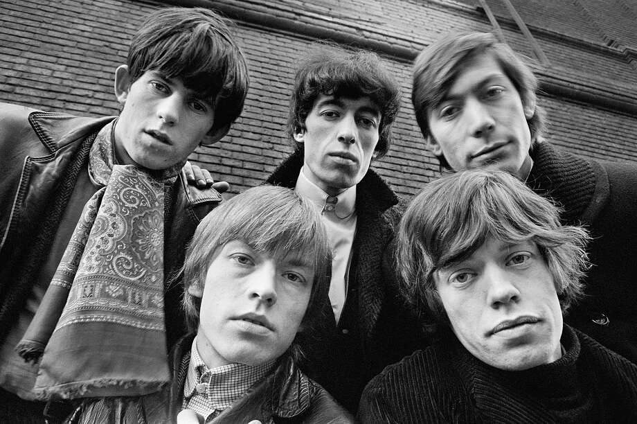 The Rolling Stones, a little more grown up a year later. Photo: Terry O'Neill, Getty Images / 2010 Getty Images