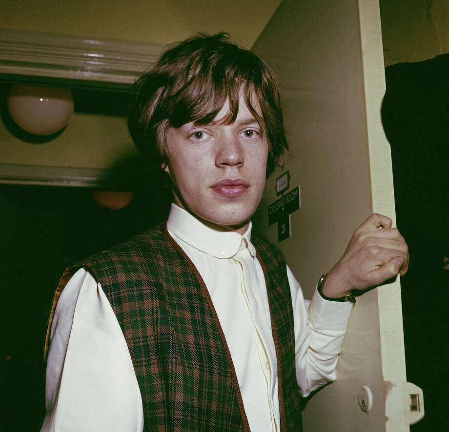 Singer Mick Jagger of the Rolling Stones, 1963. Photo: Paul Popper/Popperfoto, Popperfoto/Getty Images / 2011 Getty Images