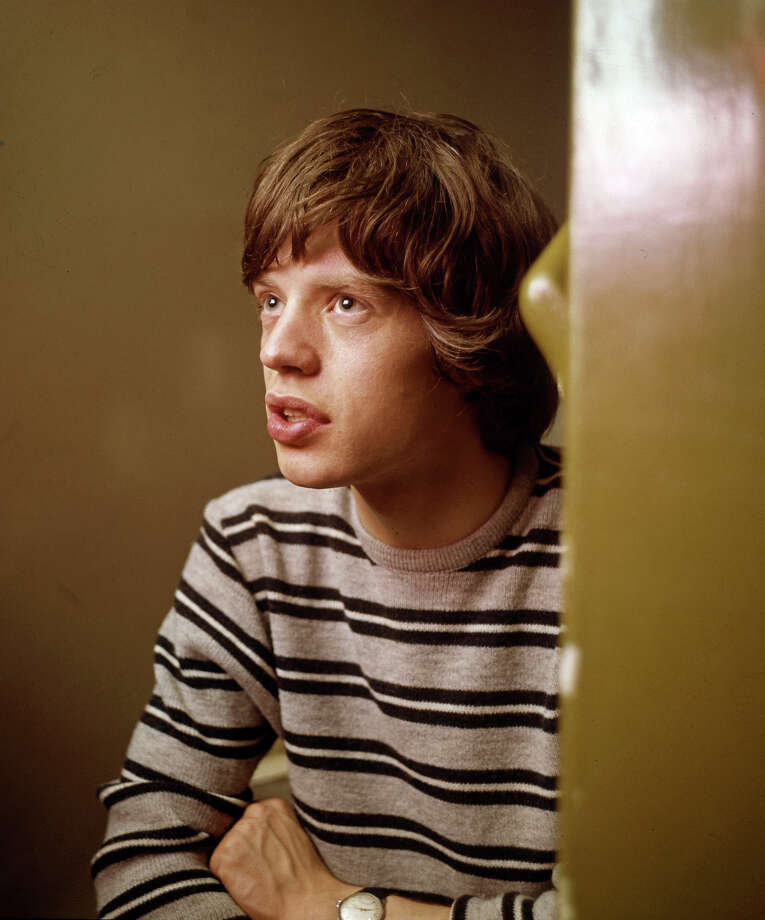 Mick Jagger, 1964. Photo: Popperfoto, Popperfoto/Getty Images / Popperfoto