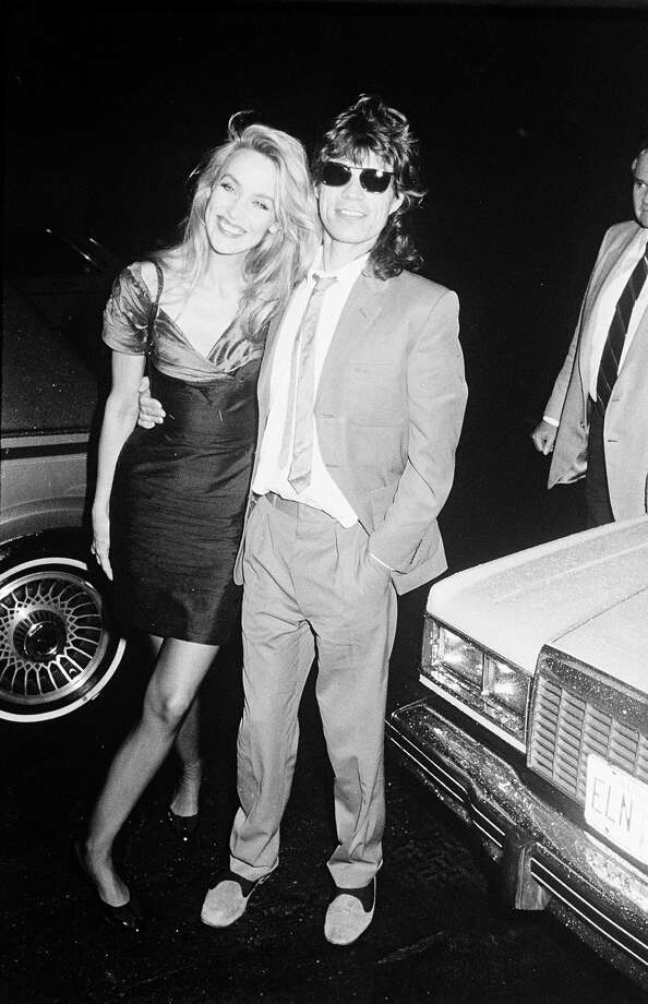 Mick Jagger and wife Jerry Hall. Photo: Time & Life Pictures, Time Life Pictures/Getty Images / Time & Life Pictures
