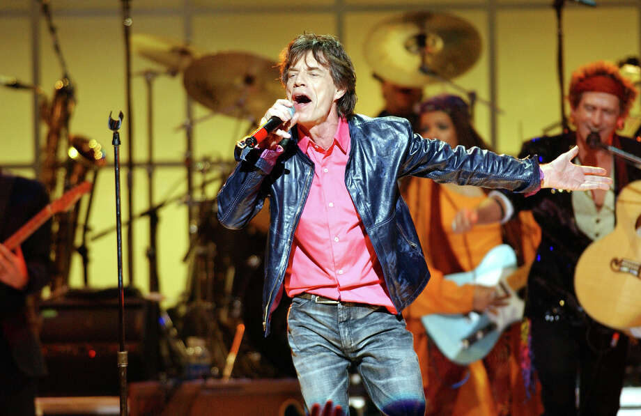 Mick Jagger in 2001. Photo: Kevin Kane, WireImage / WireImage