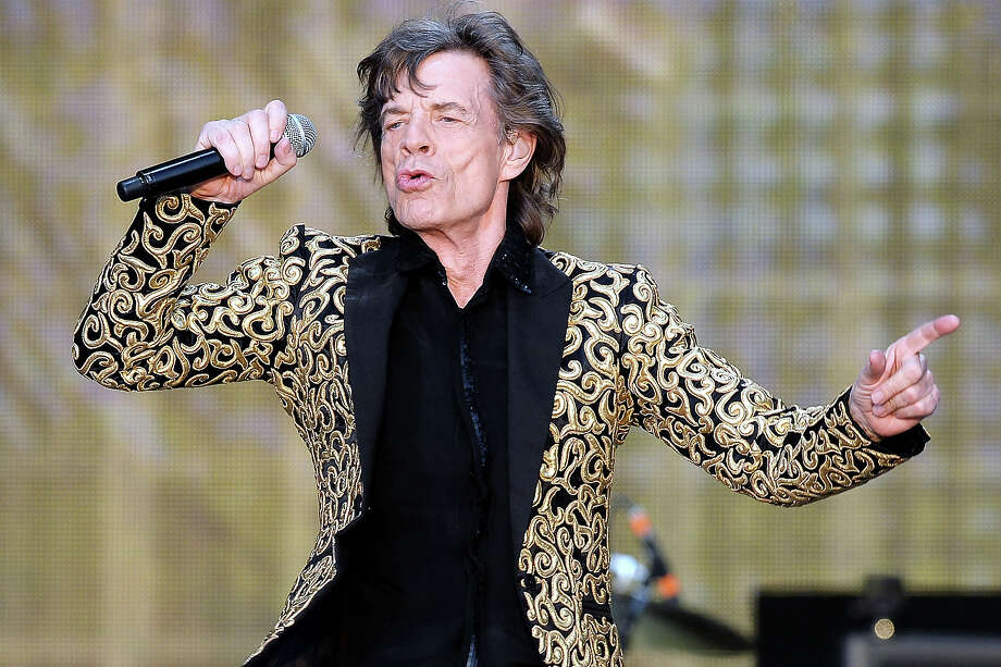 Sir Mick Jagger of The Rolling Stones performs on stage during a headline performance as part of Barclaycard Present British Summer Time Hyde Park on July 13, 2013 in London, England. Photo: Dave J Hogan, Getty Images / 2013 Getty Images