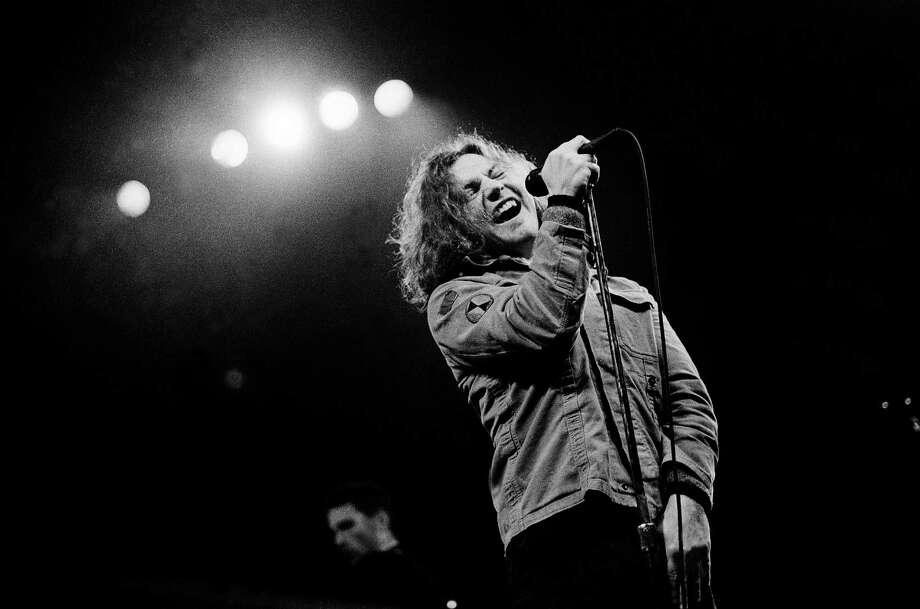 """At a time when MTV actually played music videos, refusing to make them was a gutsy move for a young band. But that's what Pearl Jam did around the time """"Vs."""" was released in 1993. Though the videos for """"Even Flow"""" and """"Jeremy"""" were on heavy rotation at MTV, Pearl Jam decided to downscale their participation in commercialism.It was a move """"Rolling Stone"""" later ranked as the 12th boldest career move in rock history.But Pearl Jam didn't stop there. By 1994 they refused to play in Ticketmaster venues in protest of its artificially high prices. Photo: Paul Natkin, Getty / 2008 WireImage"""