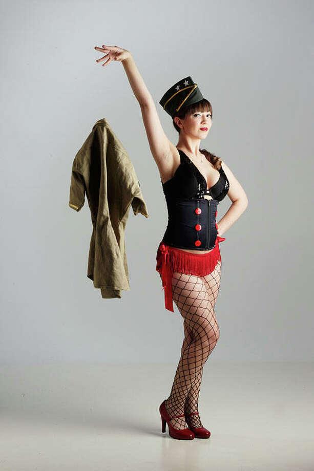 Lauren Miller. Photo: Mayra Beltran, Houston Chronicle / © 2012 Houston Chronicle