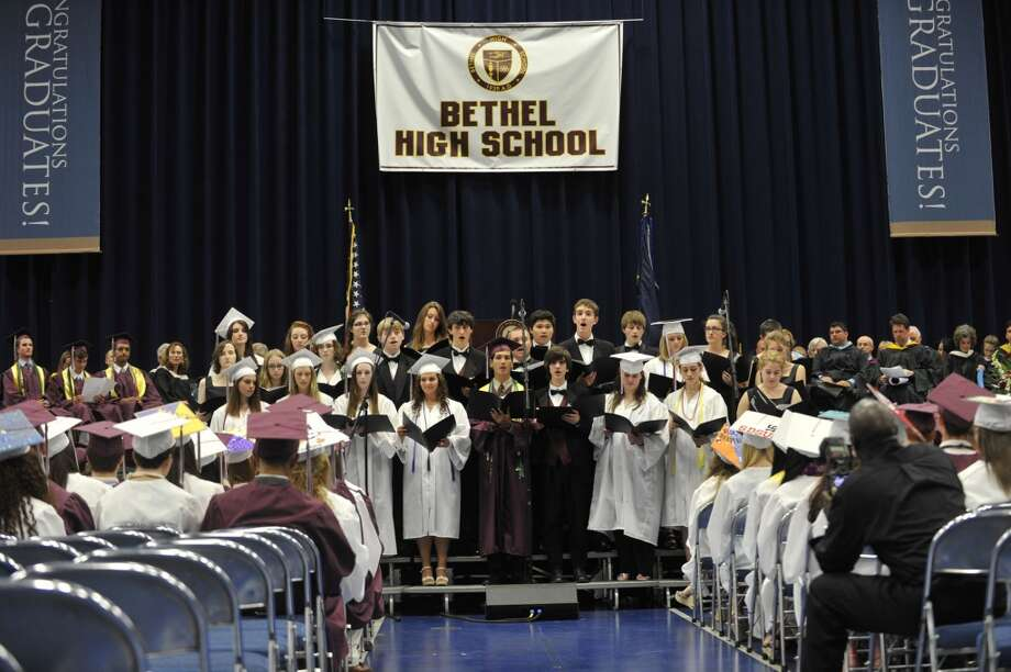 No. 14: Bethel Public Schools 69.0 percent of the Class of 2010 went on to attend a four-year college, according to data from the State Department of Education. Photo: Jason Rearick