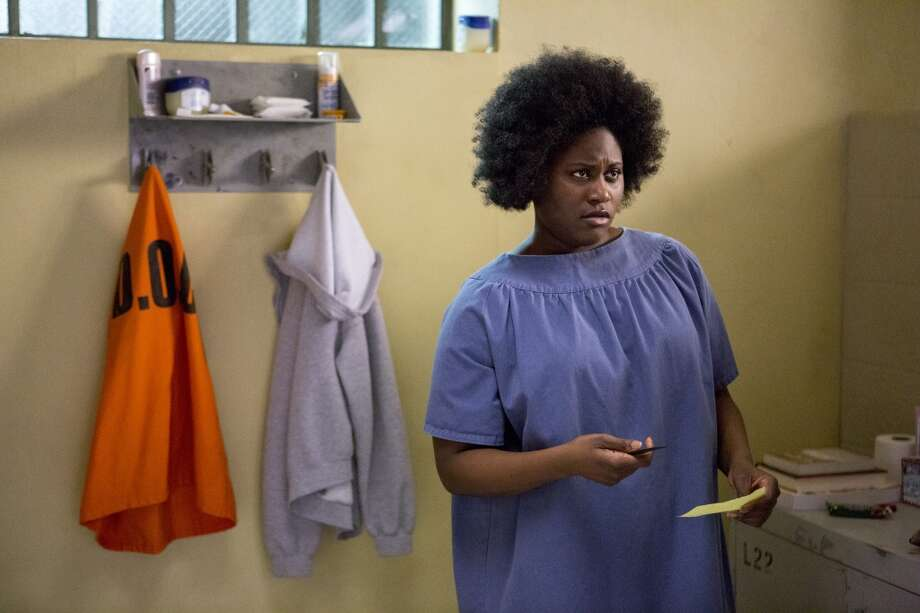 "Danielle Brooks in ''""Orange.'' Photo: Jessica Miglio, Netflix"