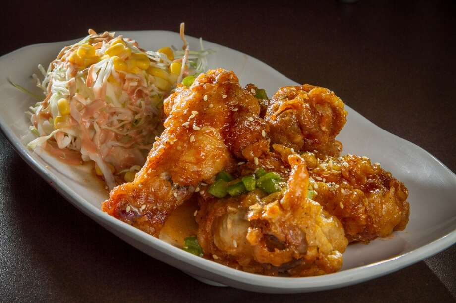 The Soy and Garlic Chicken Wings at Gangnam Chicken in San Mateo. Photo: John Storey, Special To The Chronicle